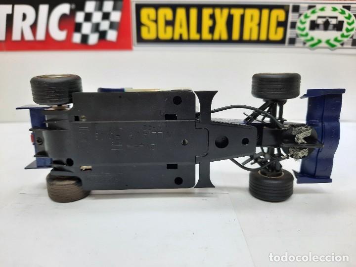 Slot Cars: WILLIAMS FW26 FORMULA #10 SUPERSLOT SCALEXTRIC !! - Foto 7 - 237013040
