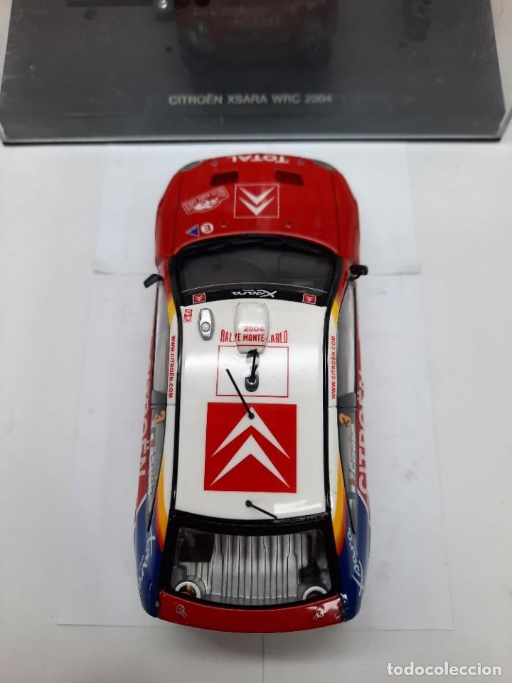 "Slot Cars: CITROEN XSARA WRC ( LOEB #3 ) "" RALLY MONTECARLO 2004 "" AUTOART SCALEXTRIC !! - Foto 6 - 237314295"