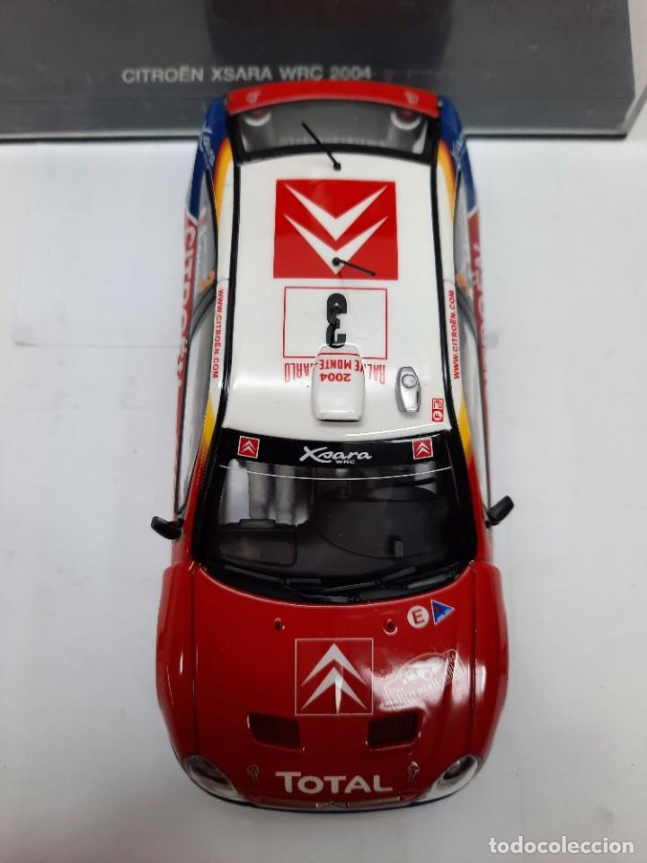 "Slot Cars: CITROEN XSARA WRC ( LOEB #3 ) "" RALLY MONTECARLO 2004 "" AUTOART SCALEXTRIC !! - Foto 11 - 237314295"