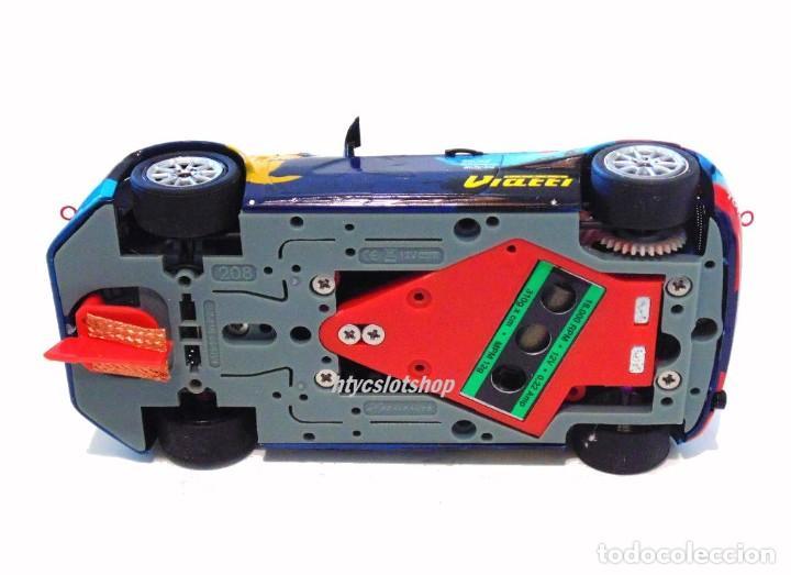 Slot Cars: SCALEAUTO PEUGEOT 208 T16 #1 WRX RALLY BARCELONA 2014 TIMUR TIMERZYANOV SC6159R - Foto 9 - 237162560