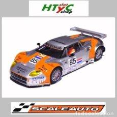 Slot Cars: SCALEAUTO SPYKER C8 SPYDER GT2R #85 LE MANS 2006 DUMBRECK / CORONEL / CREVELS SC6053. Lote 253167050