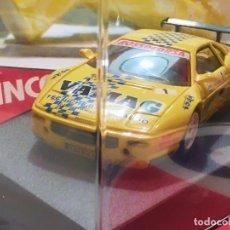 Slot Cars: FERRARI ROSSO CORSA AMARILLO Nº1 PRO-SLOT. Lote 240458615