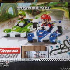 Slot Cars: MARIO KART CARRETA GO. Lote 241191115