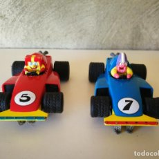Slot Cars: COCHES CARRERA SLOT BOB ESPONJA. Lote 241300085