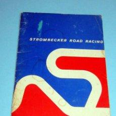 Slot Cars: STROMBECKER CATALOGO 1962 –CHICAGO-ILLINOIS, EN BUEN ESTADO. Lote 241409145