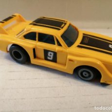 Slot Cars: ANTIGUO COCHE CARRERAS TCR MK3 IDEAL TOY MODEL-IBER S.A MADE IN SPAIN 1980 VER FOTOS. Lote 241478675