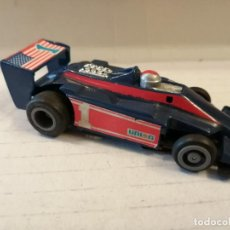 Slot Cars: ANTIGUO COCHE CARRERAS TCR MK3 IDEAL TOY MODEL-IBER S.A MADE IN SPAIN 1980 VER FOTOS. Lote 241479135