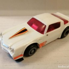 Slot Cars: ANTIGUO COCHE CARRERAS TCR MK3 IDEAL TOY MODEL-IBER S.A MADE IN SPAIN 1980 VER FOTOS. Lote 241480225