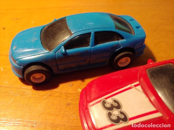Slot Cars: DOS COCHES DE PISTA ELECTRICOS NO PARA SCALEXTRIC MIRAR FOTOS - Foto 3 - 241917215