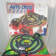 Slot Cars: AUTO CROS TURBO DE MATTEL. Lote 242037220