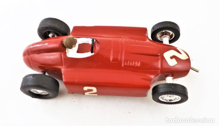 Slot Cars: Bum Slot Lancia Ferrari D50 (sin escobillas de contacto) - Foto 3 - 242940650