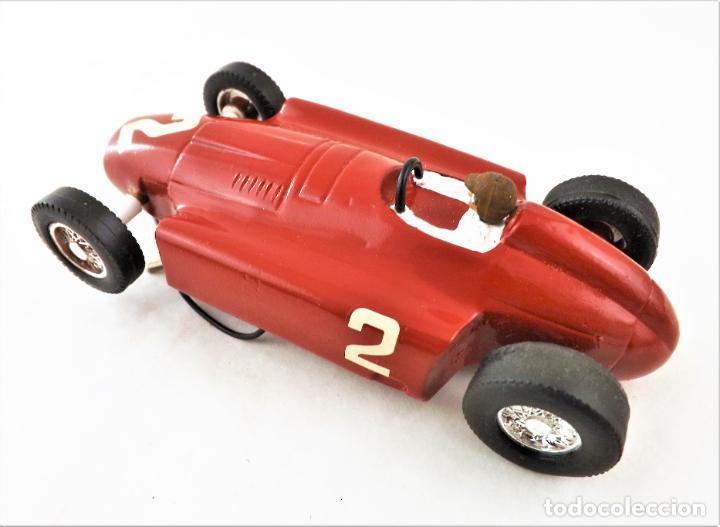 Slot Cars: Bum Slot Lancia Ferrari D50 (sin escobillas de contacto) - Foto 4 - 242940650