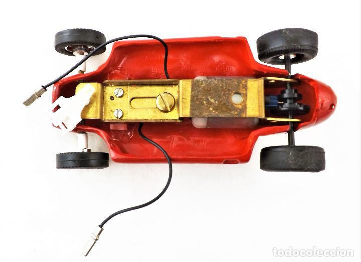 Slot Cars: Bum Slot Lancia Ferrari D50 (sin escobillas de contacto) - Foto 7 - 242940650