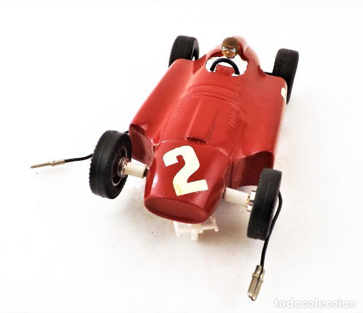 Slot Cars: Bum Slot Lancia Ferrari D50 (sin escobillas de contacto) - Foto 2 - 242940650