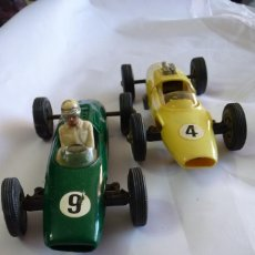 Slot Cars: COCHEZ ANTIGUOS DE CARRERAS SCALEXTRIC. Lote 243312145