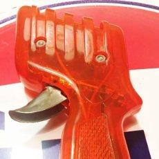 Slot Cars: MANDO PARMA PLASTICO NARANJA 45 OHM. Lote 243322870