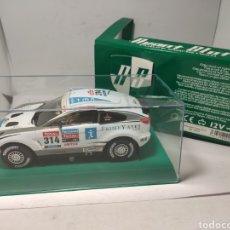 Slot Cars: AVANT SLOT MITSUBISHI DAKAR 2010 REF. 50704. Lote 243876375