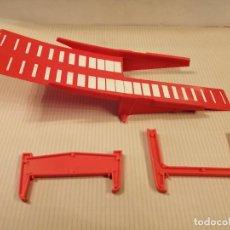 Slot Cars: ANTIGUOS TRAMO RAMPA TCR MODEL-IBER SA 1980 BUEN ESTADO VER FOTOS. Lote 243888605