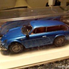 Slot Cars: RARO ALPINE RENAULT A110 SHOOTING BRAKE SLOT CAR. Lote 243893625