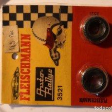 Slot Cars: BLISTER 2 RUEDAS FLEISCHMANN AUTO RALLY 3521. Lote 244019765
