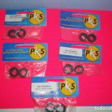 Slot Cars: NEUMÁTICOS SLOT PKS TACOS. Lote 244420835