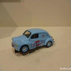 Slot Cars: TECNO-SLOT. 1/43. RENAULT DE METAL CON CHASIS TECNO-SLOT. Lote 244819090