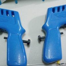 Slot Cars: 2 MANDOS MICRO MACHINE - PISTAS GALOOB Y OTRAS - FUNCIONANDO. Lote 244953845
