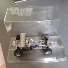 Slot Cars: HONDA F1 10 ANIVERSARIO. Lote 244978700