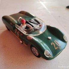 Slot Cars: AÑOS 60 1:32 COCHE DE PISTA SLOT STROMBECKER LOTUS RARO. Lote 245116025