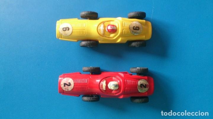 LOTE COCHES GEGE (Juguetes - Slot Cars - Magic Cars y Otros)