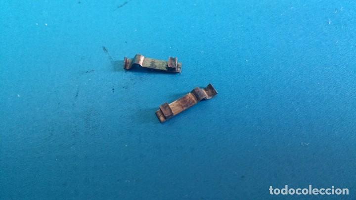 Slot Cars: ESCOBILLAS MOTOR MINIAMIL MONTLHERY JOMA - Foto 2 - 245979340