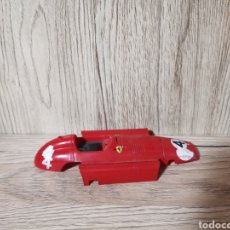 Slot Cars: PRUEBA DECORACION FALLO TAMPOGRAFIA FERRARI D50 CARTRIX GPL F1. Lote 246660790