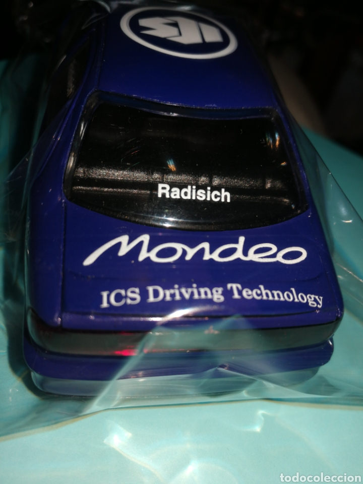 Slot Cars: SCALEXTRIC FORD MONDEO HORNBY falta una rueda - Foto 2 - 248251700
