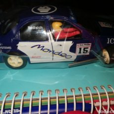 Slot Cars: SCALEXTRIC FORD MONDEO HORNBY FALTA UNA RUEDA. Lote 248251700