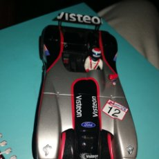 Slot Cars: COCHE PAMOZ FABRICADO EN ESPAÑA. Lote 248259905