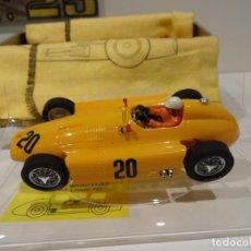 Slot Cars: CARTRIX. LANCIA-FERRARI D50. 1956. ANDRÉ PILETTE. Nº20. REF. 0968. Lote 250252160