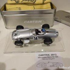 Slot Cars: CARTRIX. MERCEDES BENZ W-196. 1955. KARL KLING. Nº14. REF. 0912. Lote 250253115