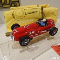 Slot Cars: CARTRIX. KURTIS-OFFENHAUSER. 1949. J.PARSONS Nº12. REF. 0931. Lote 250283280