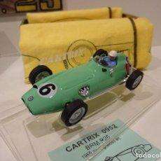 Slot Cars: CARTRIX. BRM P25. 1959. STIRLING MOSS. Nº6. REF. 0952. Lote 250283440