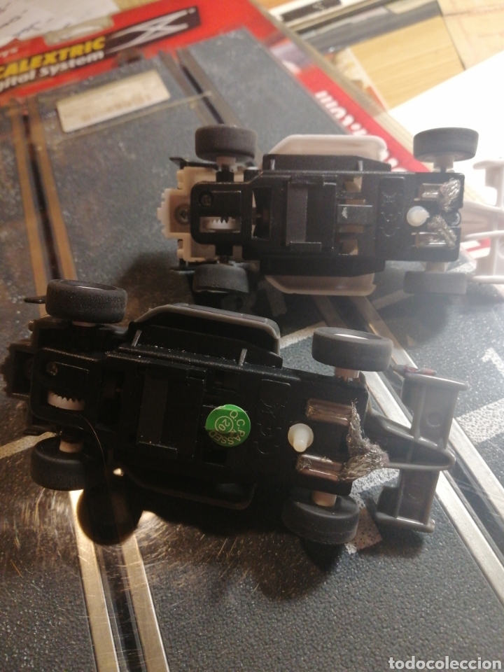 Slot Cars: Scalextric dos coches tal fotos - Foto 2 - 251775575