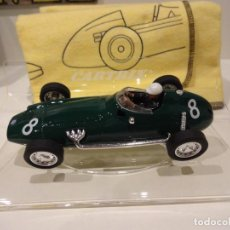 Slot Cars: CARTRIX. BRM P25. HARRY SCHELL. Nº8. 1958. REF. 0951. Lote 252006935