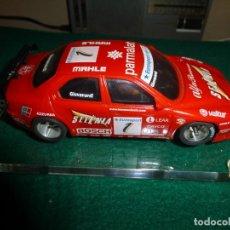 Slot Cars: COCHE DE SCALEXTRIC ALFA ROMEO DE PROSLOT. Lote 252337990