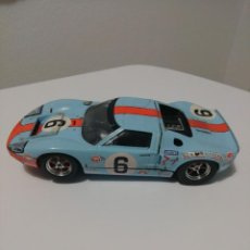 Slot Cars: FORD GT 40 GULF. Lote 246492845