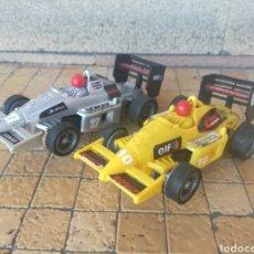 Slot Cars: LOTE 2 COCHES DE FORMULA 1 MARCA CARRERA F1 - EN BUEN ESTADO TIPO SCALEXTRIC. Lote 252857890