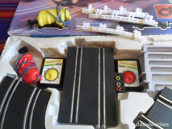 Slot Cars: FORMULA RACE SET SUPER SPEED ITEM NO. 9901-M. SCALEXTRIC. AÑO 1985. MUY RARO. - Foto 8 - 253144190