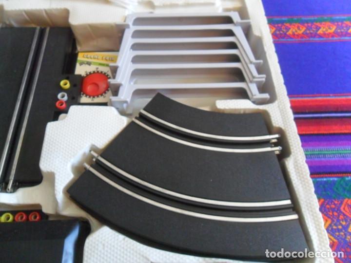 Slot Cars: FORMULA RACE SET SUPER SPEED ITEM NO. 9901-M. SCALEXTRIC. AÑO 1985. MUY RARO. - Foto 10 - 253144190