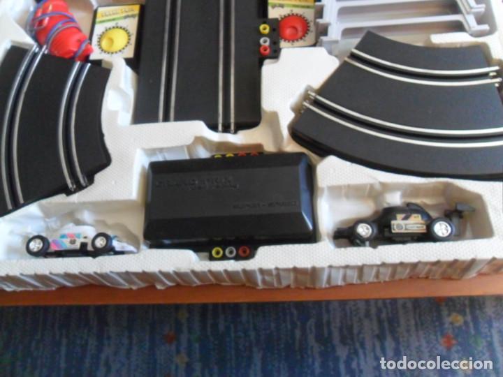Slot Cars: FORMULA RACE SET SUPER SPEED ITEM NO. 9901-M. SCALEXTRIC. AÑO 1985. MUY RARO. - Foto 11 - 253144190