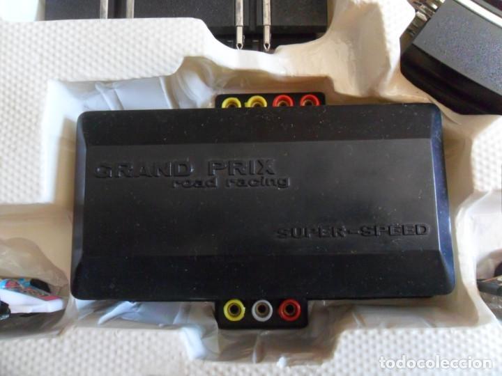 Slot Cars: FORMULA RACE SET SUPER SPEED ITEM NO. 9901-M. SCALEXTRIC. AÑO 1985. MUY RARO. - Foto 12 - 253144190