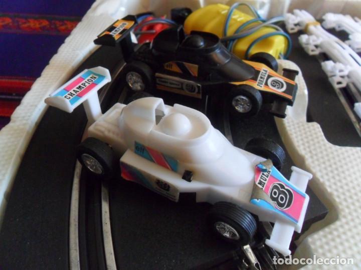 Slot Cars: FORMULA RACE SET SUPER SPEED ITEM NO. 9901-M. SCALEXTRIC. AÑO 1985. MUY RARO. - Foto 13 - 253144190
