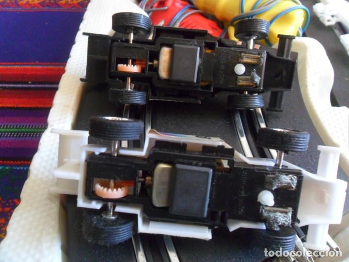 Slot Cars: FORMULA RACE SET SUPER SPEED ITEM NO. 9901-M. SCALEXTRIC. AÑO 1985. MUY RARO. - Foto 14 - 253144190